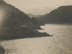 Pasai Donibane y entrada a la bahía de Pasaia