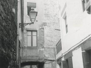 Casa natal de Blas de Lezo, en Pasai San Pedro