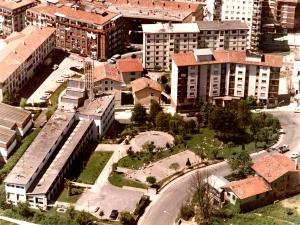Calle Jaizkibel y Ulía de Trintxerpe