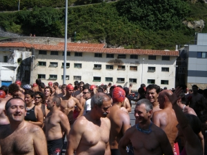 Getaria-Zarautz igerialdia 2009