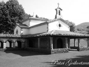 Mirandaolako Santikutz ermita