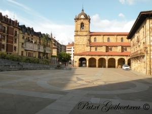 Euskal Herria plaza