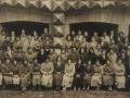 Emakume taldea Arantzazuko Santutegian