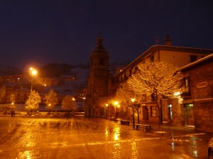 San Bartolome plaza.