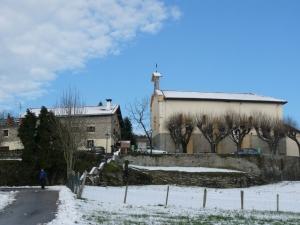 Izaskungo ermita.