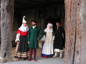 Kortaberria familia Igartubeiti Baserri Museoan