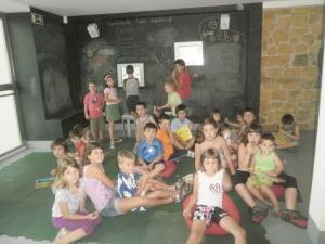 Grupo de las colonias de Ezkio-Itsaso y Gabiria