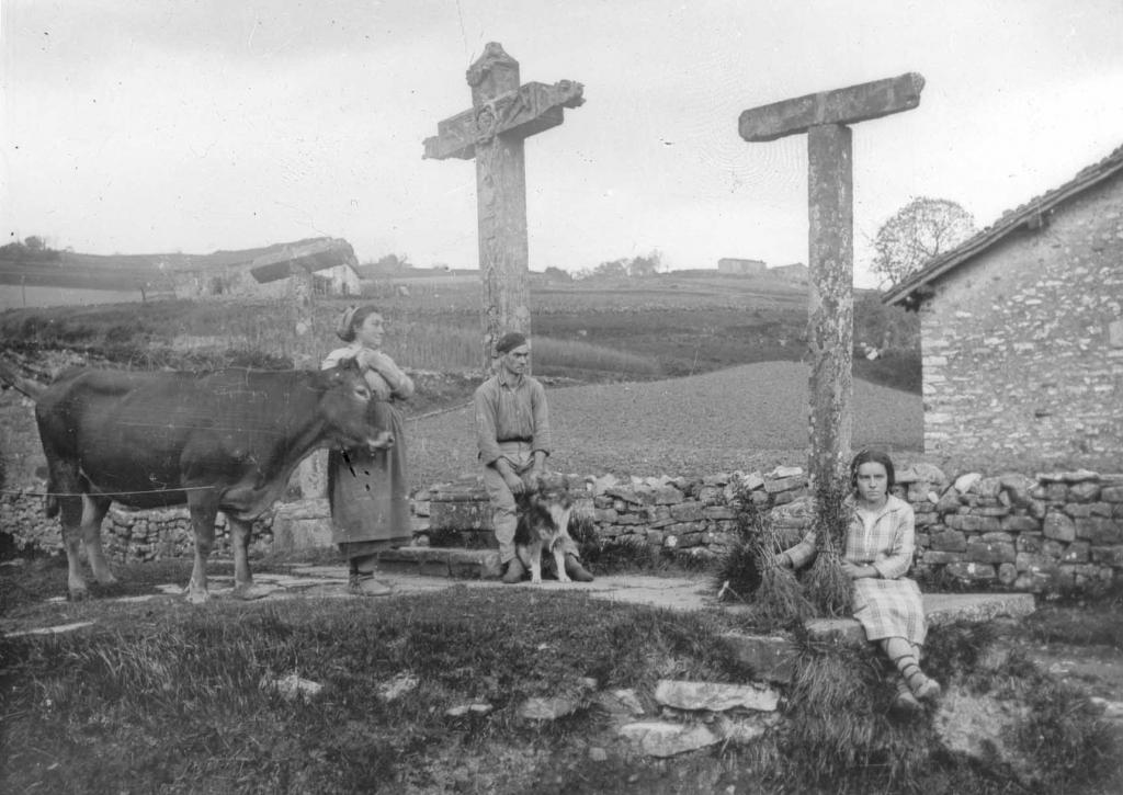 Cruces del calvario