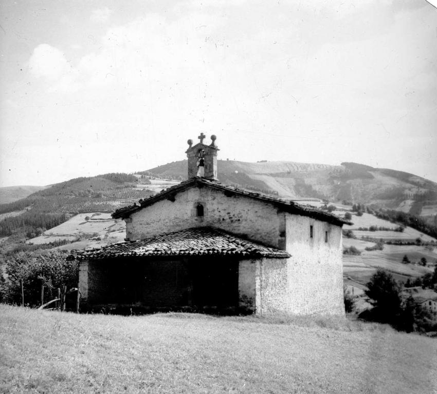 """Vergara. Ermita de S. Anton"""