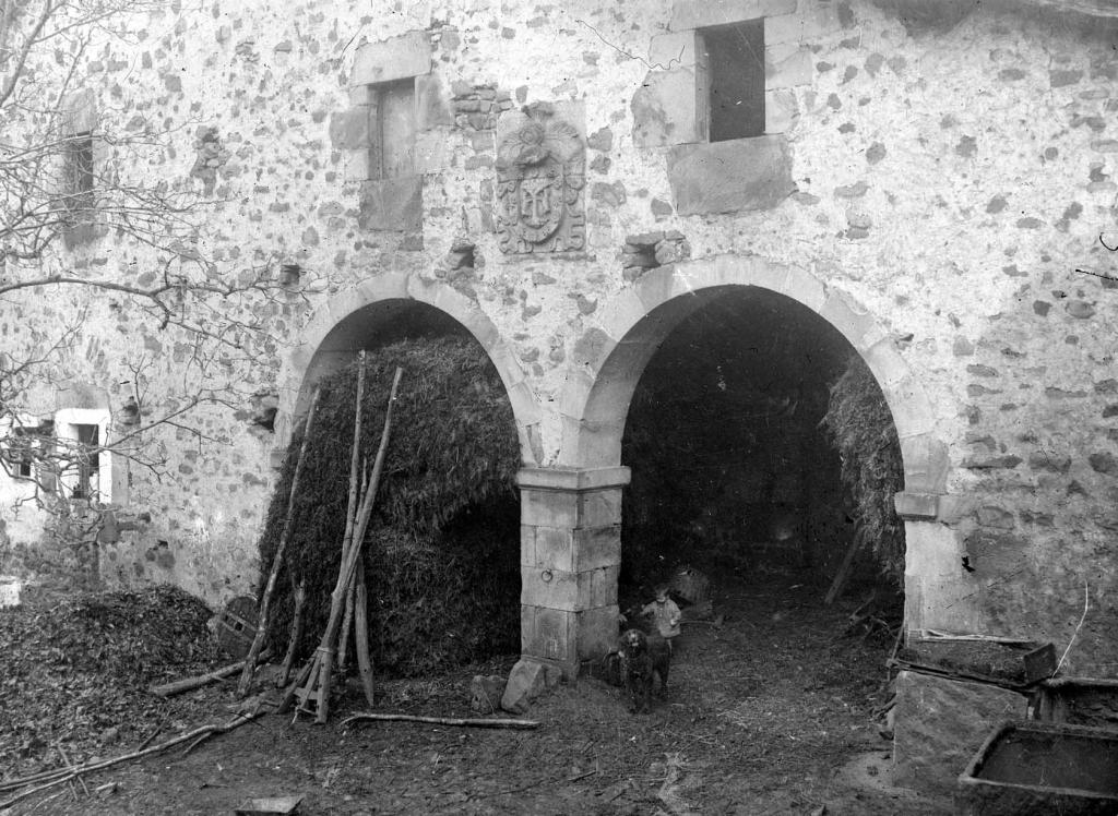 Bergara. Elorregi Haundi baserria (San Prudentzio).