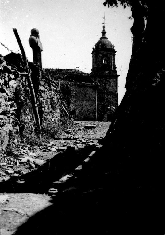 """""""Elosua (Vergara). Torre de la Iglesia Parroquial"""""""