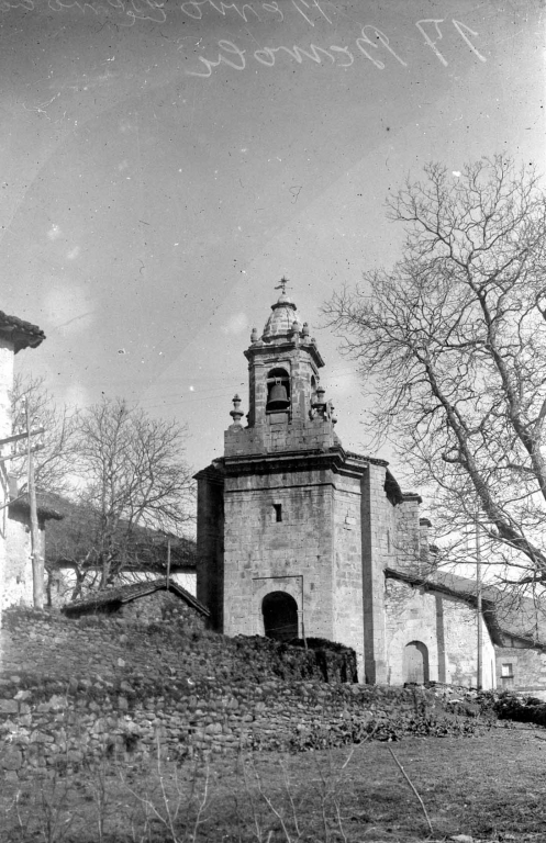 """Berrobi. Iglesia Parroquial"""