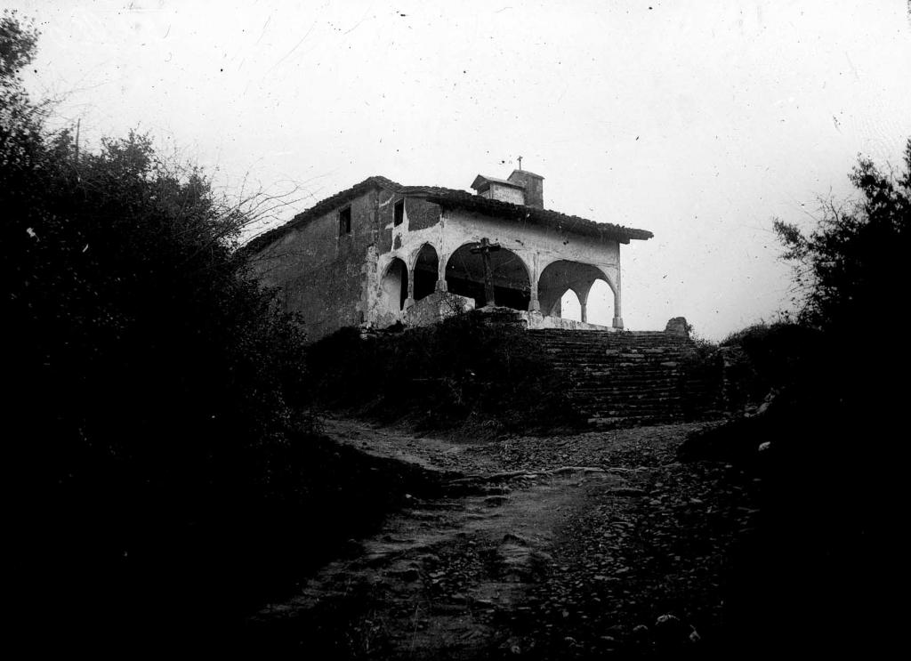 """""""Deba. Ermita de San Roque"""""""