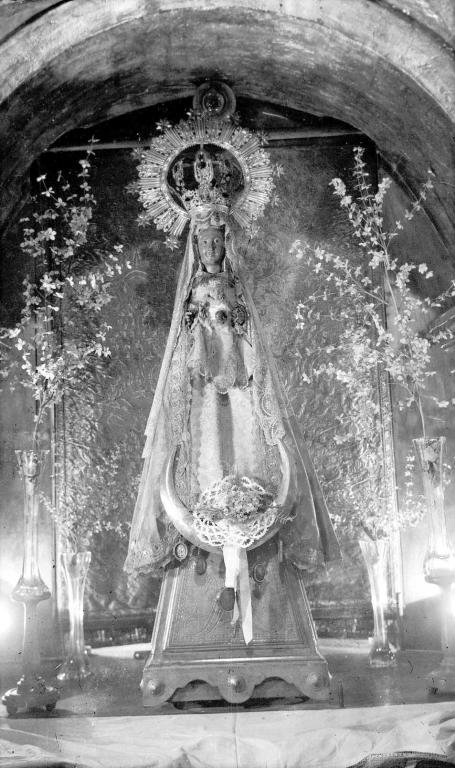 """""""Itziar. La Virgen de Itziar"""""""