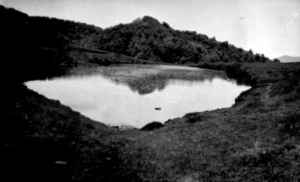 """""""Izarraitz. Potzueta. Laguna de Izarraitz"""""""