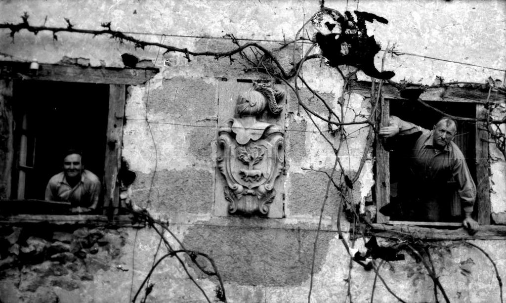 Arruan Haundi baserriko fatxada (Lastur)