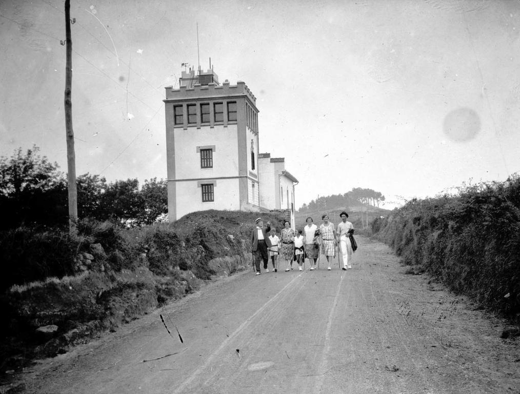 Observatorio Metereológico de Igeldo