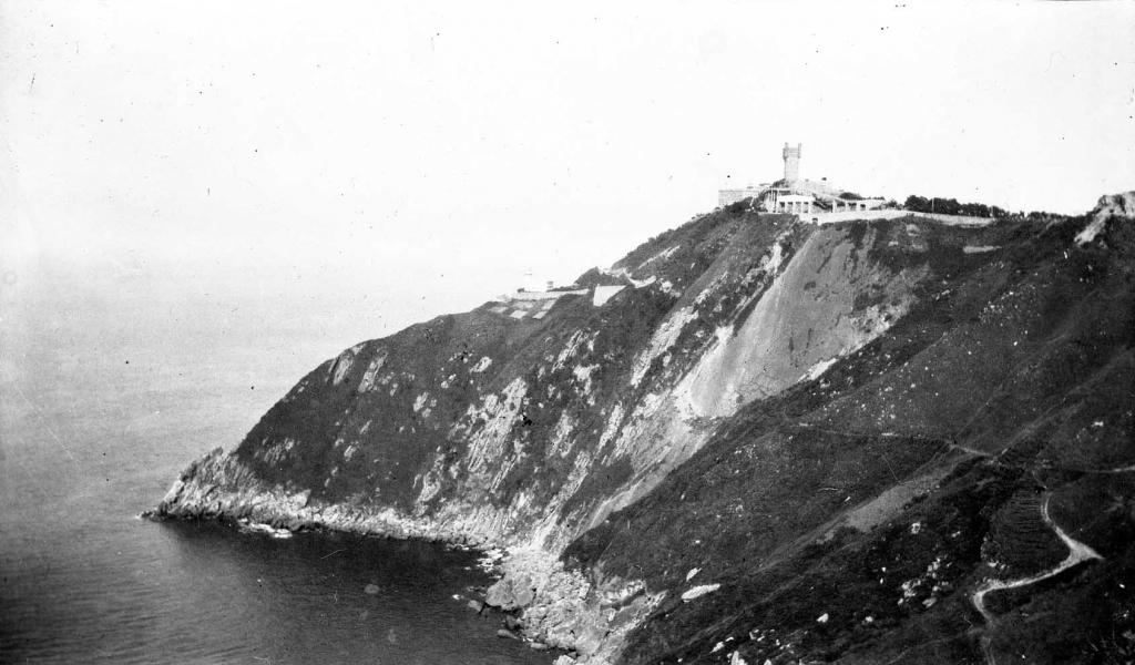 """""""San Sebastian. El Faro de Igueldo"""""""