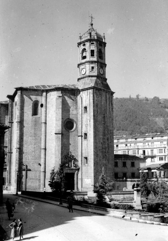 """""""Eibar. Iglesia Parroquial"""""""