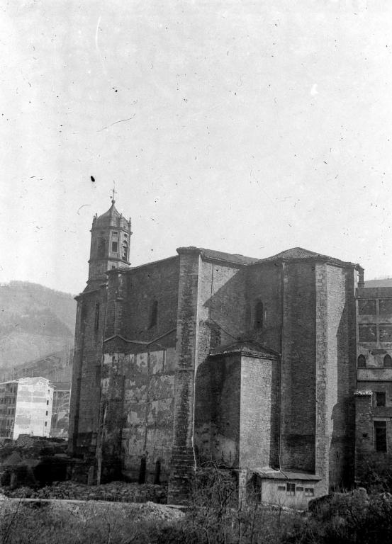 """""""Eibar. Iglesia Parroquial de S. Andres"""""""