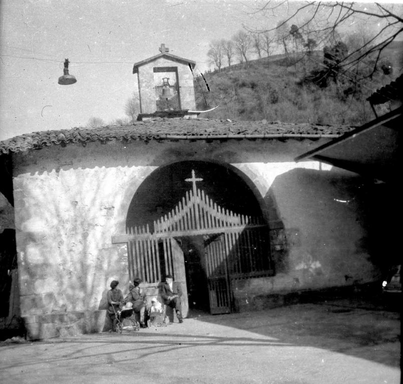 """""""Eibar. Iglesia de Acitain"""""""