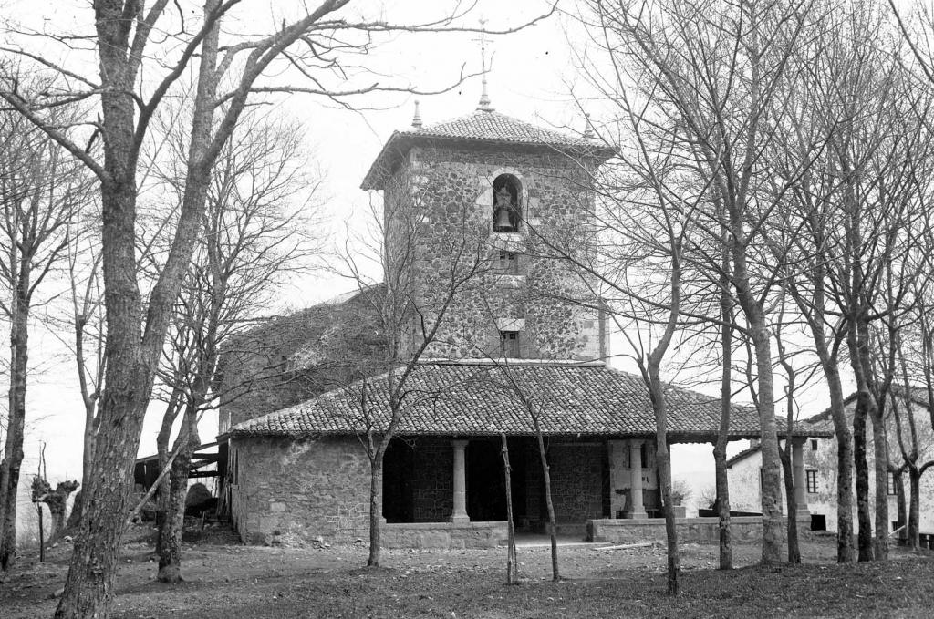 Santuario de Nuestra Señora de Arrate