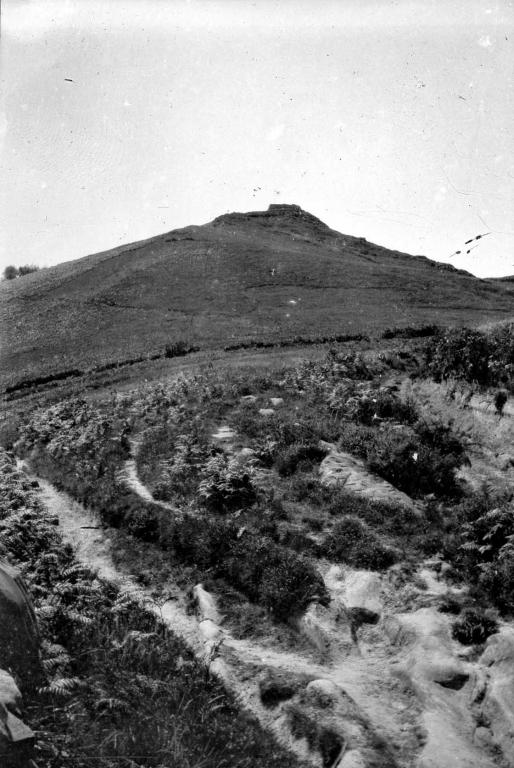 Vista del monte Mendizorrotz