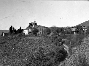 Vista parcial de Aginaga