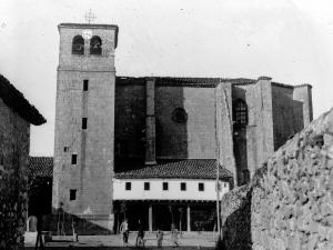 Iglesia parroquial de San Millán