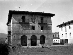 """Cizurquil. Casa Consistorial de Cizurquil"""