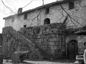 """Cizurquil (Guipuzcua). Casa Torre de S. Millan"""