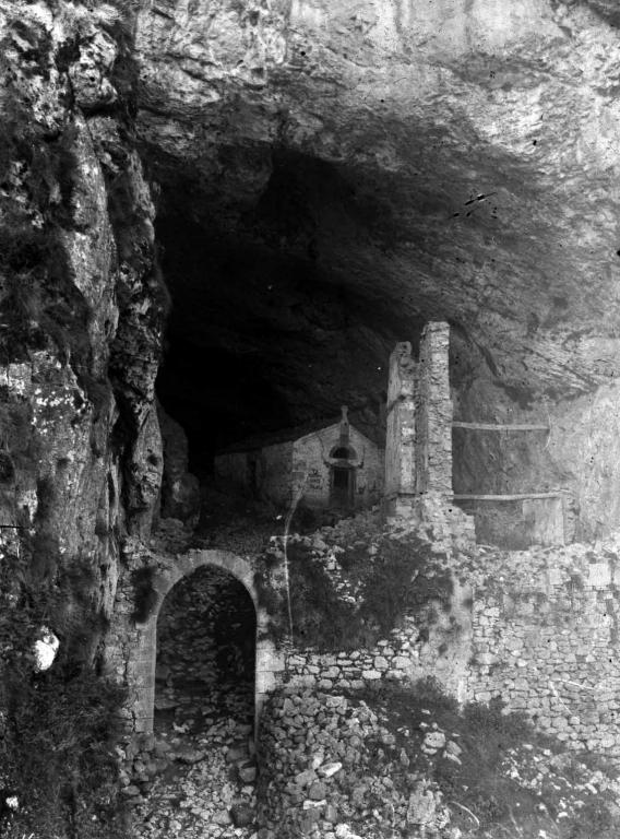 Cueva de San Adrián (Otzaurte)
