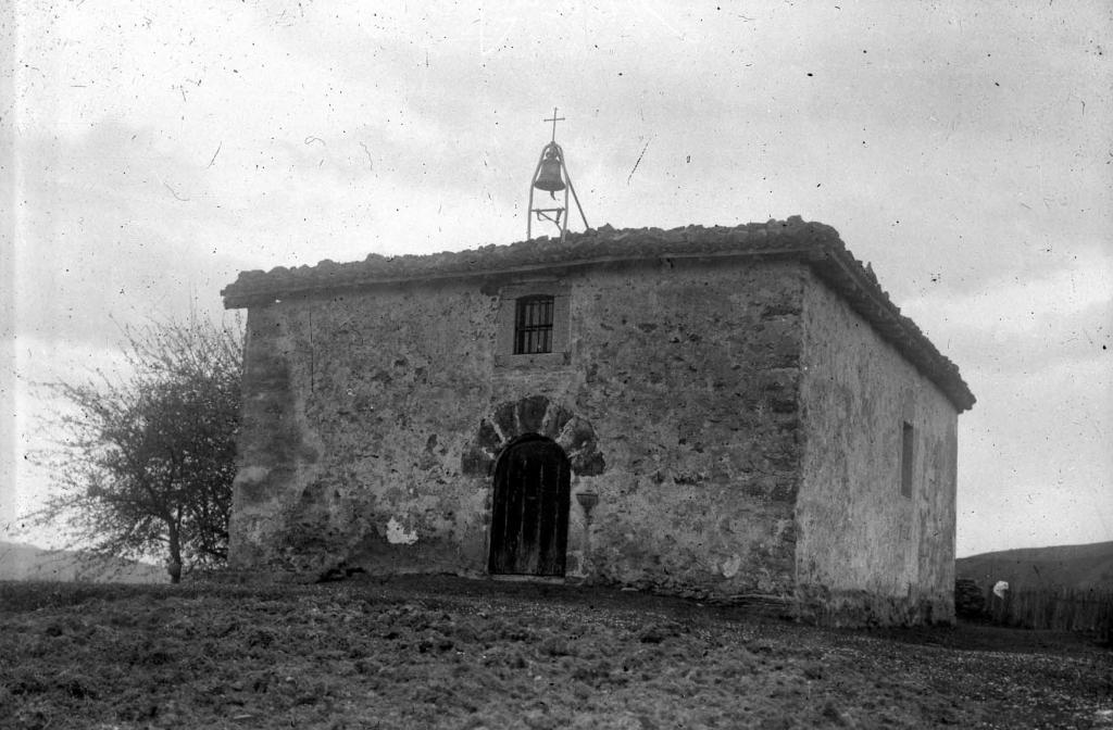 """""""Alzaga. Ermita de Alzagarate"""""""