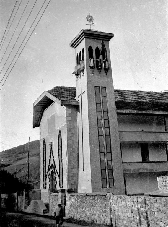 """""""Anzuola. Iglesia del Noviciado de los Hermanos Maristas"""""""