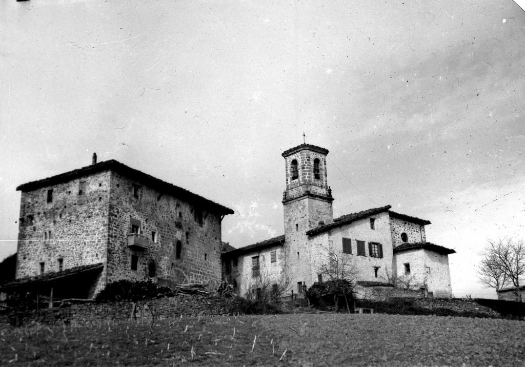 """""""Galarza (Arechabaleta). Vista parcial de Galarza (Arechabaleta)"""""""
