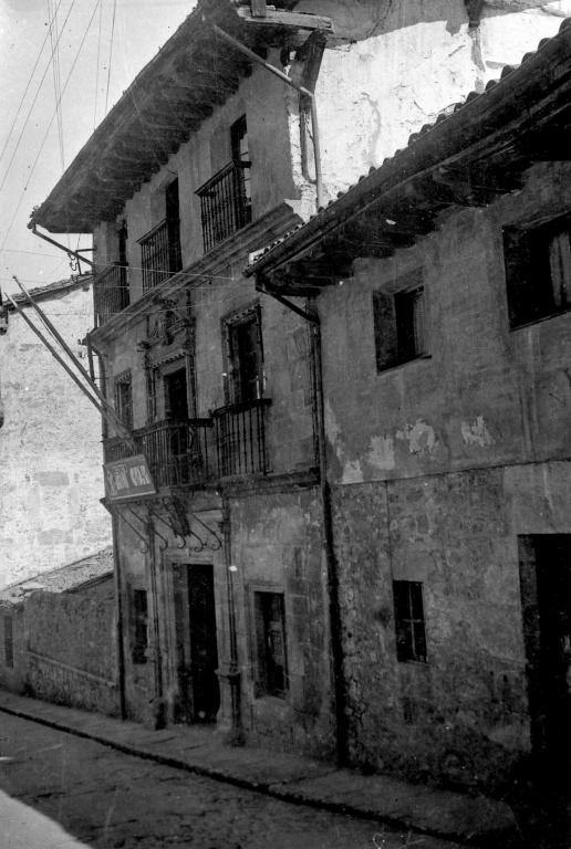 Bañez-Artazubiagaren jauretxea