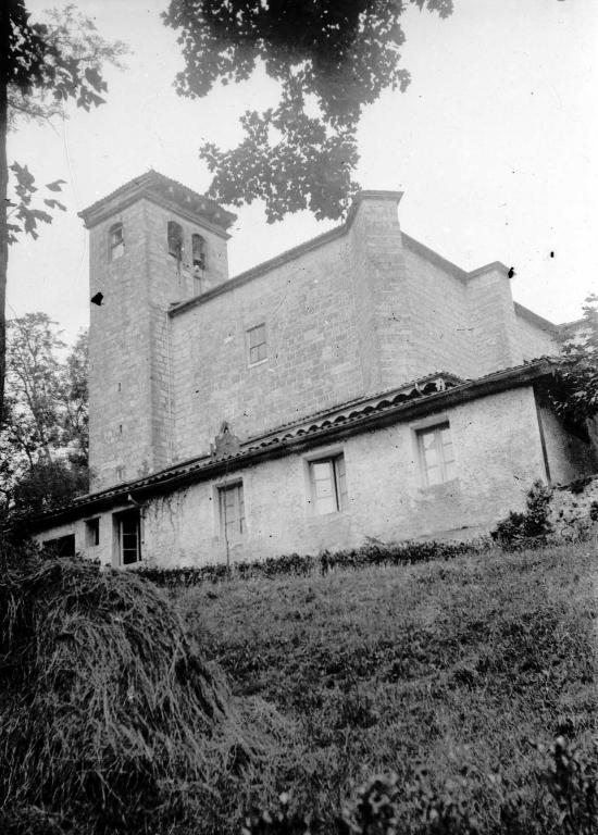 """""""Astigarraga. Iglesia Parroquial"""""""