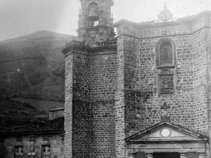 """""""Ataun. La Iglesia Parroquial de S. Martin"""""""