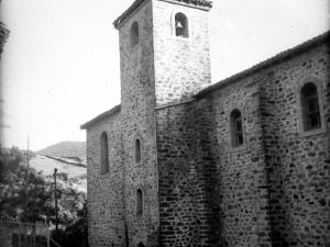 """""""Aya (Ataun). Iglesia Parroquial de Aya de Ataun"""""""