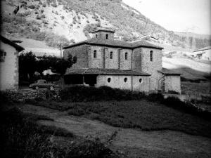 """""""Aya (Ataun). Iglesia de Aya de Ataun"""""""