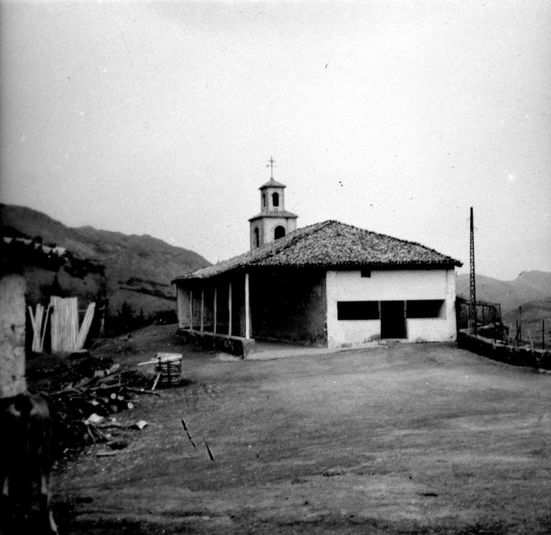 """""""Azcoitia. Ermita de Urrategui"""""""