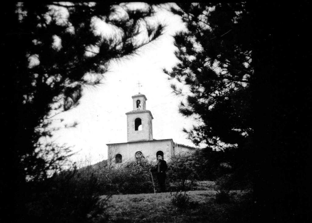 """""""Azcoitia. La ermita de la virgen de Urrategui"""""""