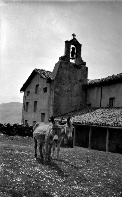 """""""Madariaga (Azcoitia). Iglesia de S. Isidro de Madariaga (Azcoitia)"""""""