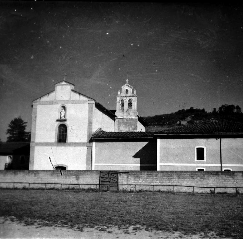 """""""Azcoitia. Convento de Alcibar"""""""