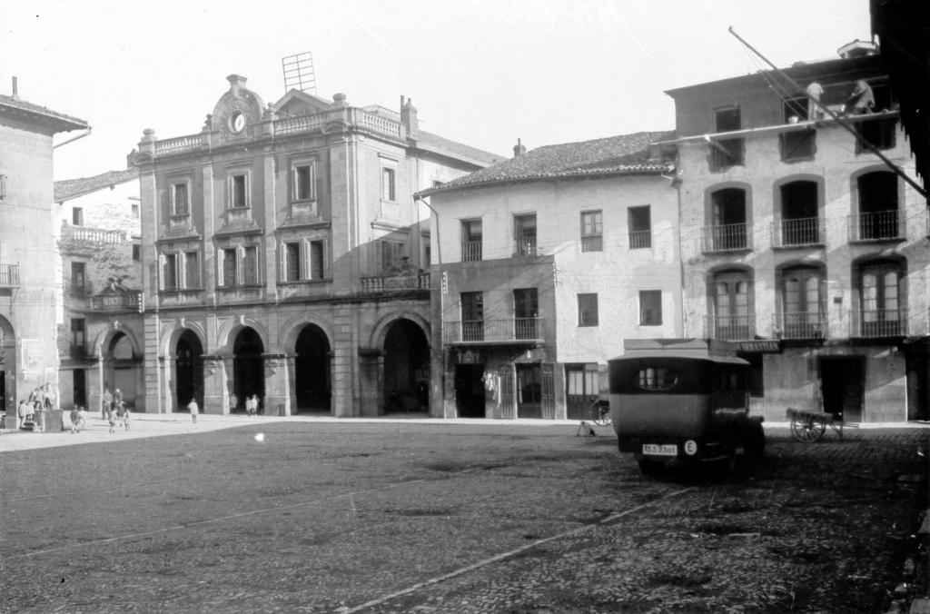 Plaza de Azkoitia