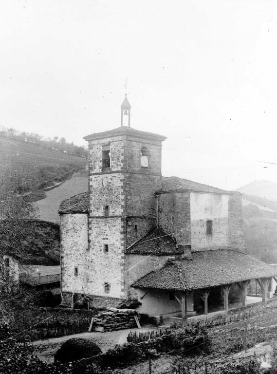 """""""Arriaran (Beasain). Iglesia Parroquial de Arriaran (Beasain)"""""""