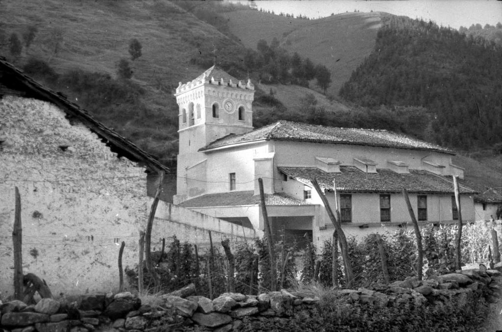 """""""Machinventa. Azpeitia-Beasian. Iglesia Parroquial"""""""