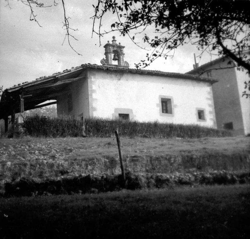 """""""Beasain. Ermita de la Virgen de Loinaz"""""""