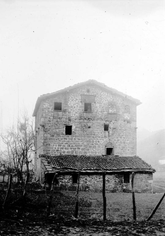 """""""Berastegui. Antigua Casa Torre Berastegui"""""""