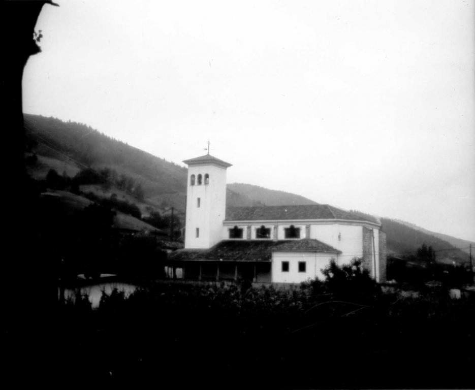 """""""Vergara. Iglesia de los Altos Hornos"""""""